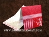 thumbs undangan pernikahan 1 warna merah softcover