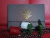 thumbs undangan pernikahan elegan coklat softcover