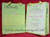 thumbs undangan tas paperbag hijau Undangan Softcover