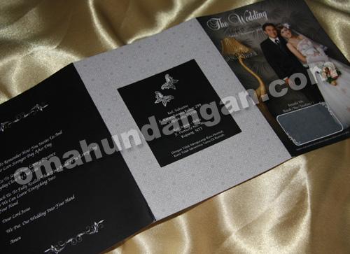 undangan softcover full color blackbrown3 Undangan Black Brown [SC 08]
