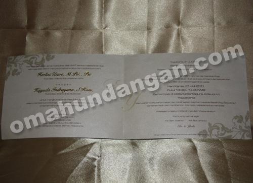 undangan wayang dalam Undangan Wayang [SC 07]