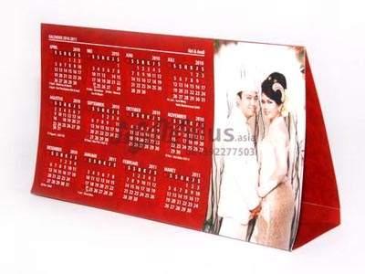 undangan pernikahan kalender 3 Undangan pernikahan kalender [CT 01]