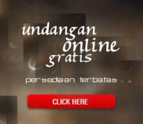 undangan online gratis1 Undangan online gratis