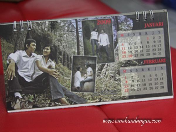 undangan pernikahan kalender SC 14 Undangan pernikahan kalender [SC 14]