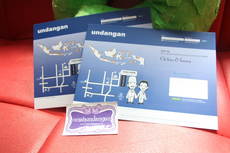 undangan facebook terbaru Undangan facebook 1 lembar [SC 49]