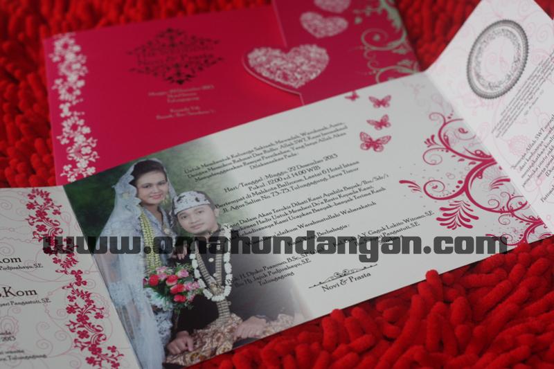 isi undangan pink love Undangan pink love kalender [sc 57]