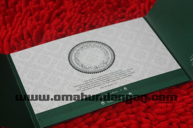 undangan hijau isi Undangan hijau elegan [sc 58]