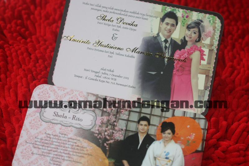 undangan pernikahan pink cantik Undangan pernikahan pink cantik [sc 59]